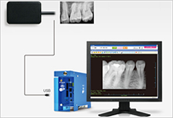 歯科用ポータブルレントゲン装置